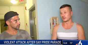 miami beach gay bashing