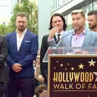 Lance Bass Explains Why He Never Came Out as Gay During *NSYNC as Band Gets 'Hollywood Walk of Fame' Star: WATCH