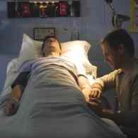 Matt and Dan Say Goodbye to a Mutual Friend on His Deathbed: WATCH