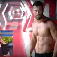 Chris Hemsworth and Ellen Review the Best Moments of His Career (Spoiler: They're All Shirtless) – WATCH