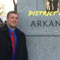 Arkansas House Candidate Who Said 'Fags are Disgusting' Suspends Campaign