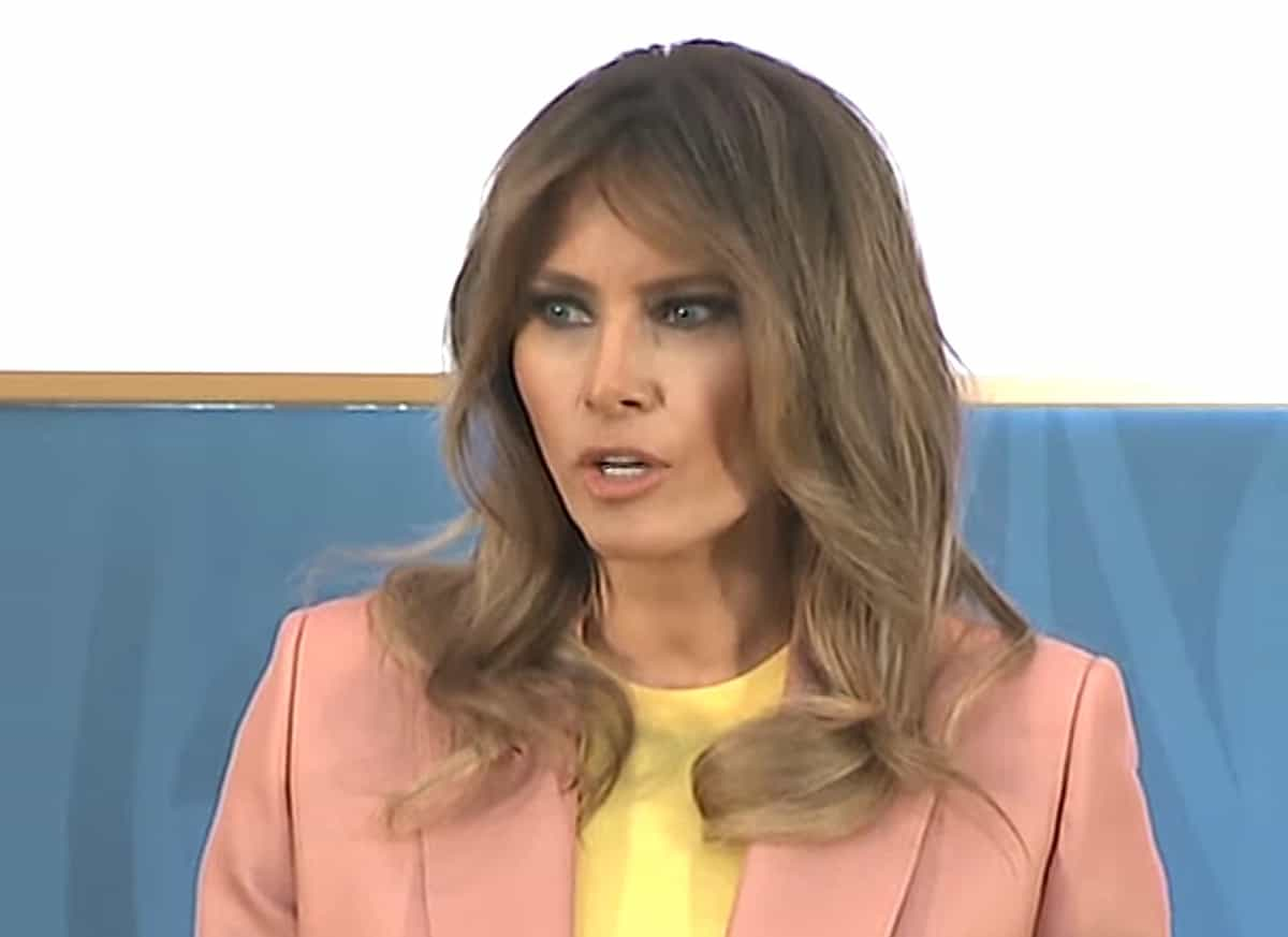 Melania Trump will watch 'any channel she wants,' spokeswoman says