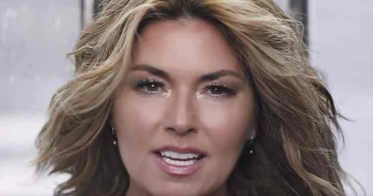 Shania Twain Trump