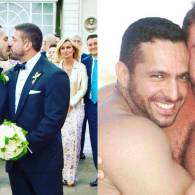 Gay Adult Film Stars Who Met on Set 12 Years Ago Tie the Knot in Live TV Broadcast: WATCH