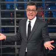 Stephen Colbert Mocks Trump and Hannity Bedtime Talk: 'They're the Gayle and Oprah of Angry Old White Men' – WATCH