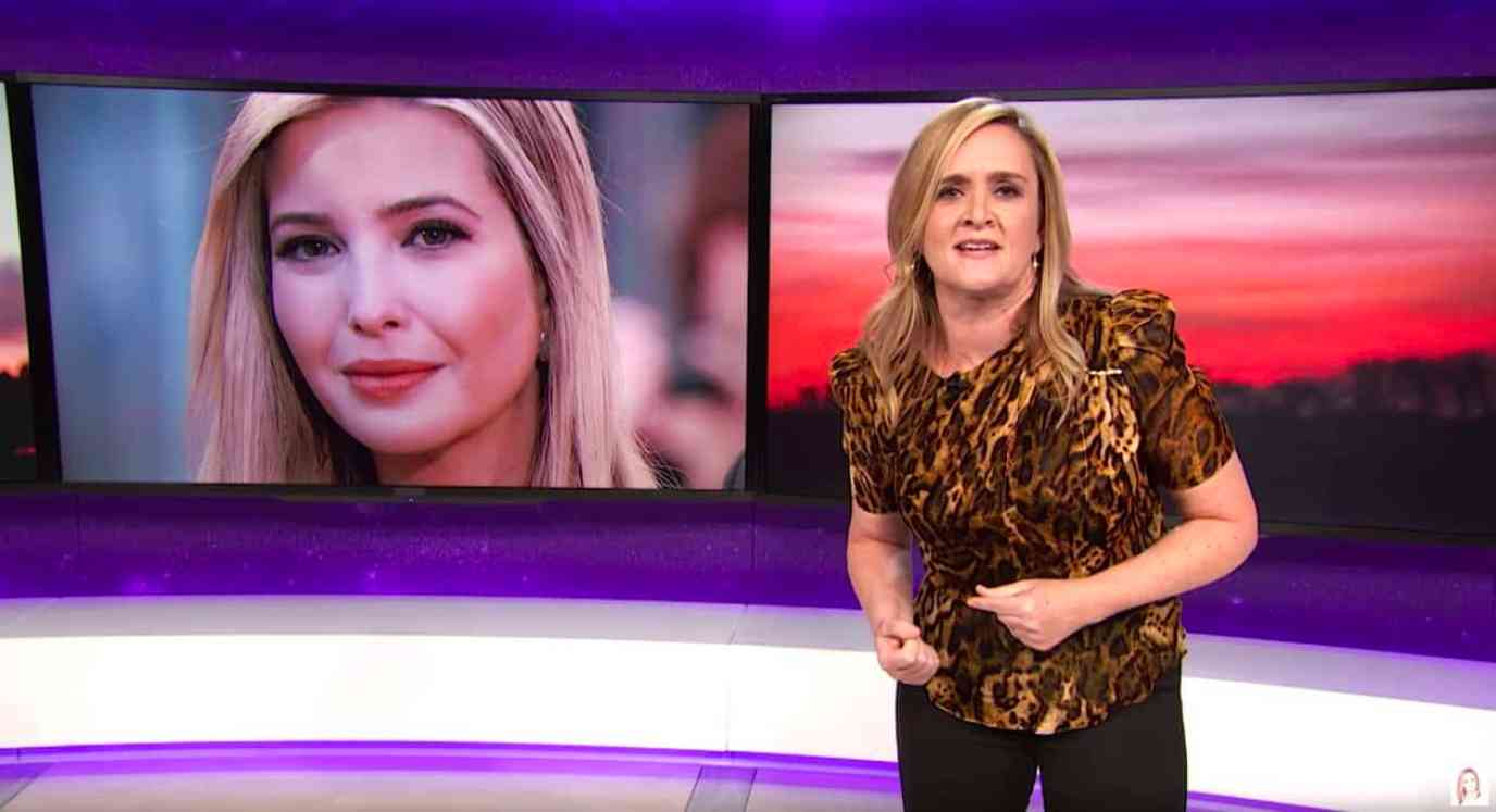 Samantha Bee ivanka trump