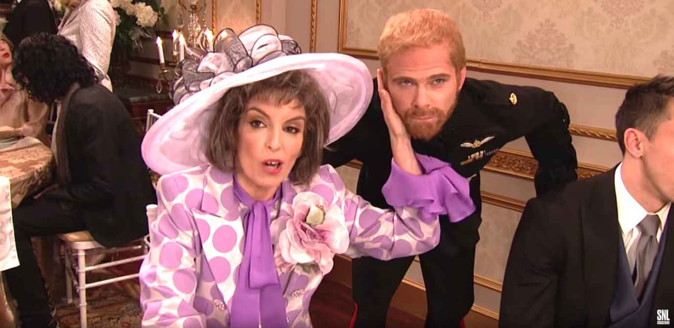 snl royal wedding