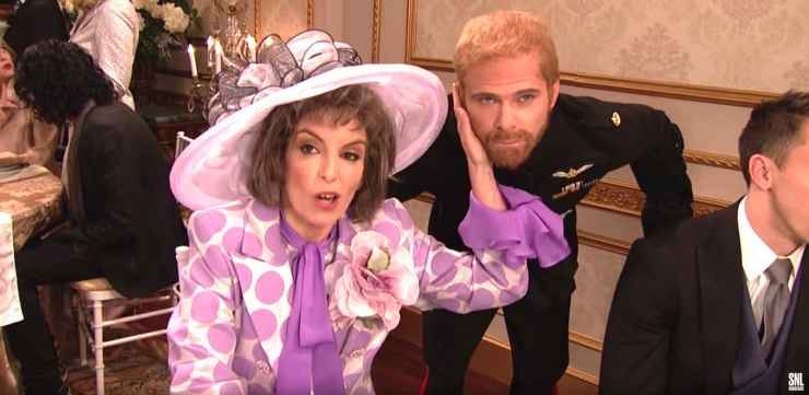 SNL Takes A Hilarious Trip Inside The Royal Wedding