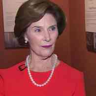 Laura Bush Rips Trump's 'Cruel, Immoral' Policy of 'Warehousing Children'