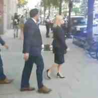 DHS Secretary Kirstjen Nielsen Driven Out of Mexican Restaurant by Activists Yelling 'Shame' – WATCH