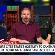 Gay Couple at Center of SCOTUS Baker Case Tell Don Lemon They'll Keep Fighting: WATCH