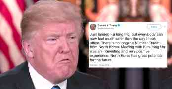 North Korea Trump