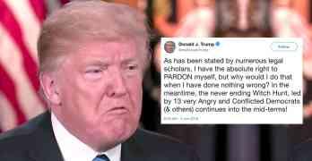 trump pardon