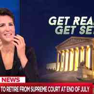 Rachel Maddow Explains How Democrats Can Block Trump's Next SCOTUS Nominee: 'Easy Peasy, Right?'