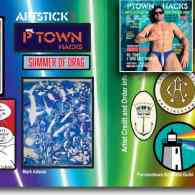 Free Provincetown Art, Design Stickers: Ptown Hacks 2018
