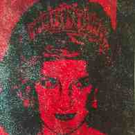 Artist Creates Portrait of Princess Diana Using HIV-Positive Blood to Make Point About Fighting Stigma