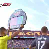 MLS Player Collin Martin Gets Standing Ovation in First On-Field Appearance Since Coming Out as Gay: WATCH