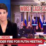 Rachel Maddow on the Chilling Worst Case Scenario with Trump: 'Everybody Needs to Pay Attention' – WATCH