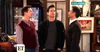 matt bomer will and grace