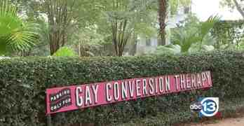 parking gay conversion therapy