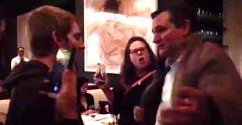 ted cruz heckled