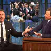 Chris Cuomo and Seth Meyers Mull Brett Kavanaugh's Cowardly Reaction to Parkland Victim's Father and the White House Lie About It: WATCH