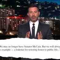 Jimmy Kimmel on the 'Lodestar' Theory That VP Mike Pence Wrote the Anonymous Op-Ed: WATCH
