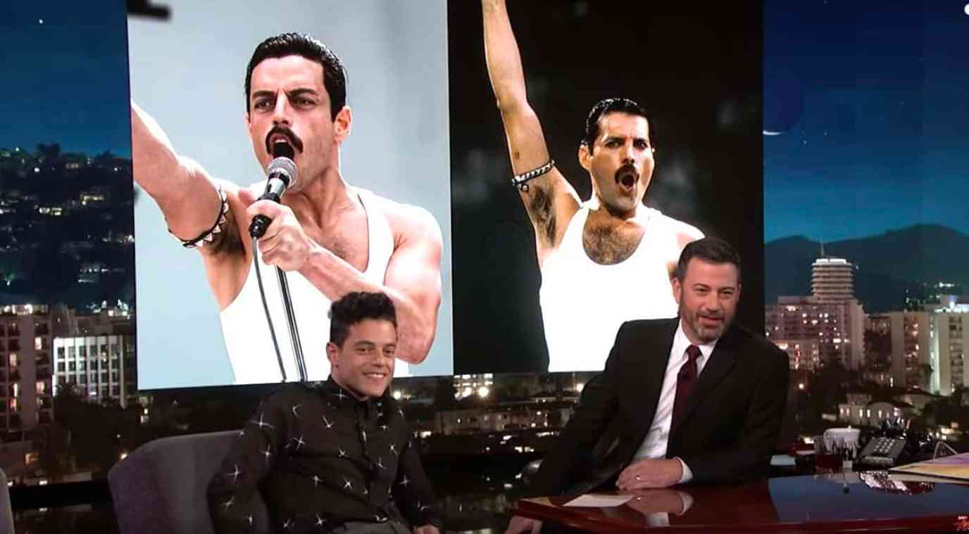 Rami Malek Freddie Mercury