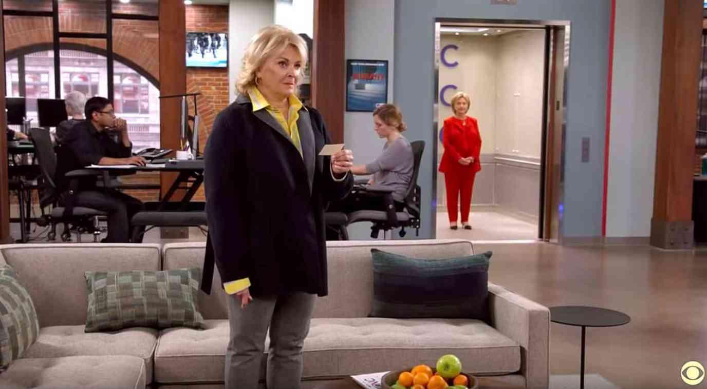 Murphy Brown Hillary Clinton
