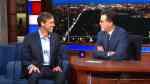 Beto O'Rourke Colbert