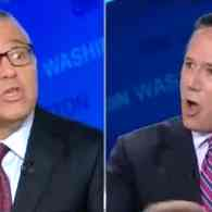 Rick Santorum Froths Up at Jeffrey Toobin Over Anti-Gay Bakers: 'No One Said You Can't Walk in and Buy a Cupcake!' WATCH