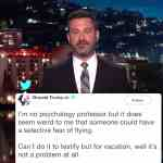 Jimmy Kimmel Donald Trump Jr.