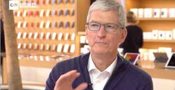 Tim Cook being gay
