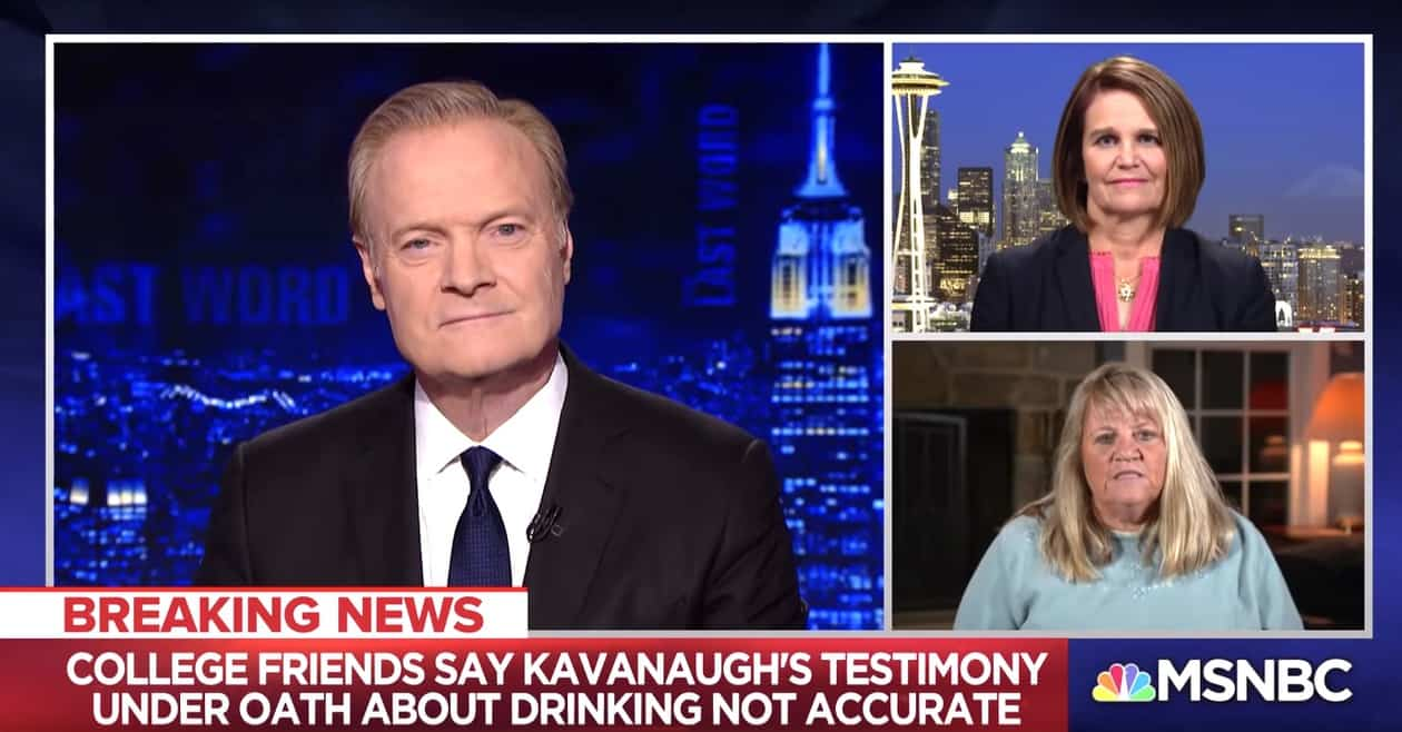 Kavanaugh's Yale classmate: 'There were omissions' in testimony about his college drinking