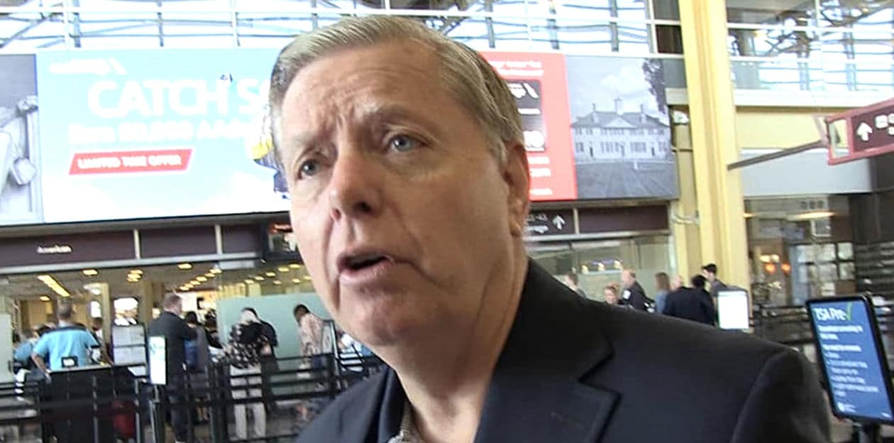 Lindsey Graham:  To the extent that it matters, I m not gay