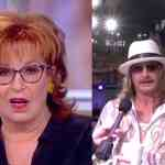 Joy Behar Kid Rock