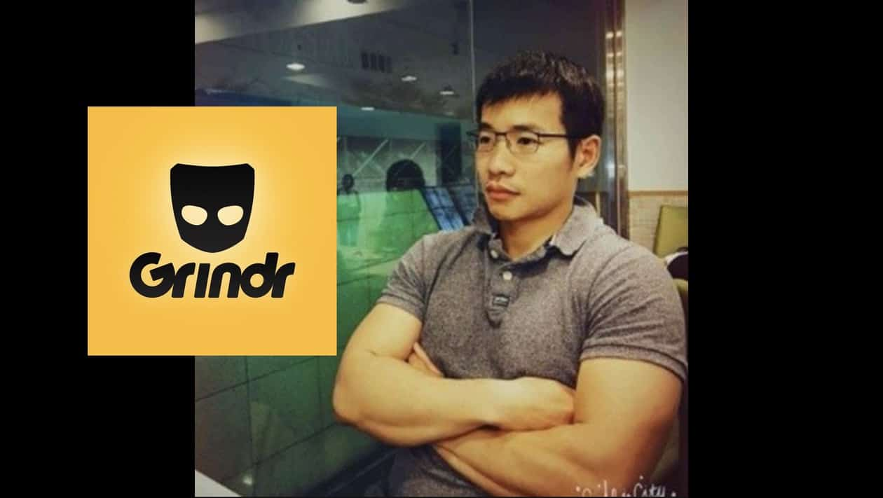 Grindr's president says marriage is 'between man and woman'