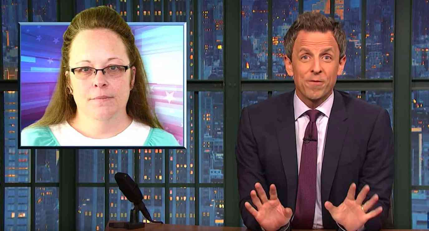 seth meyers kim davis blue ripple