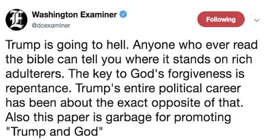 trump hell