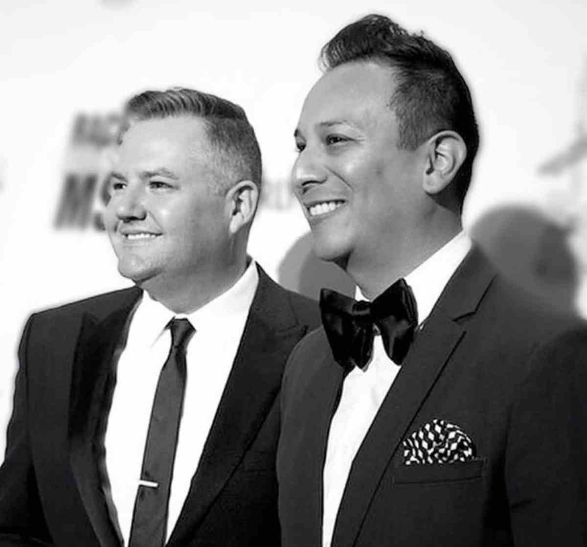 Ross Mathews split Instagram