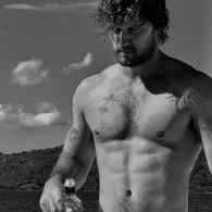 Alex Pettyfer's Thirst Trap is Giving Johnny Knoxville Naughty Thoughts