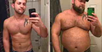 body transformation twink bear