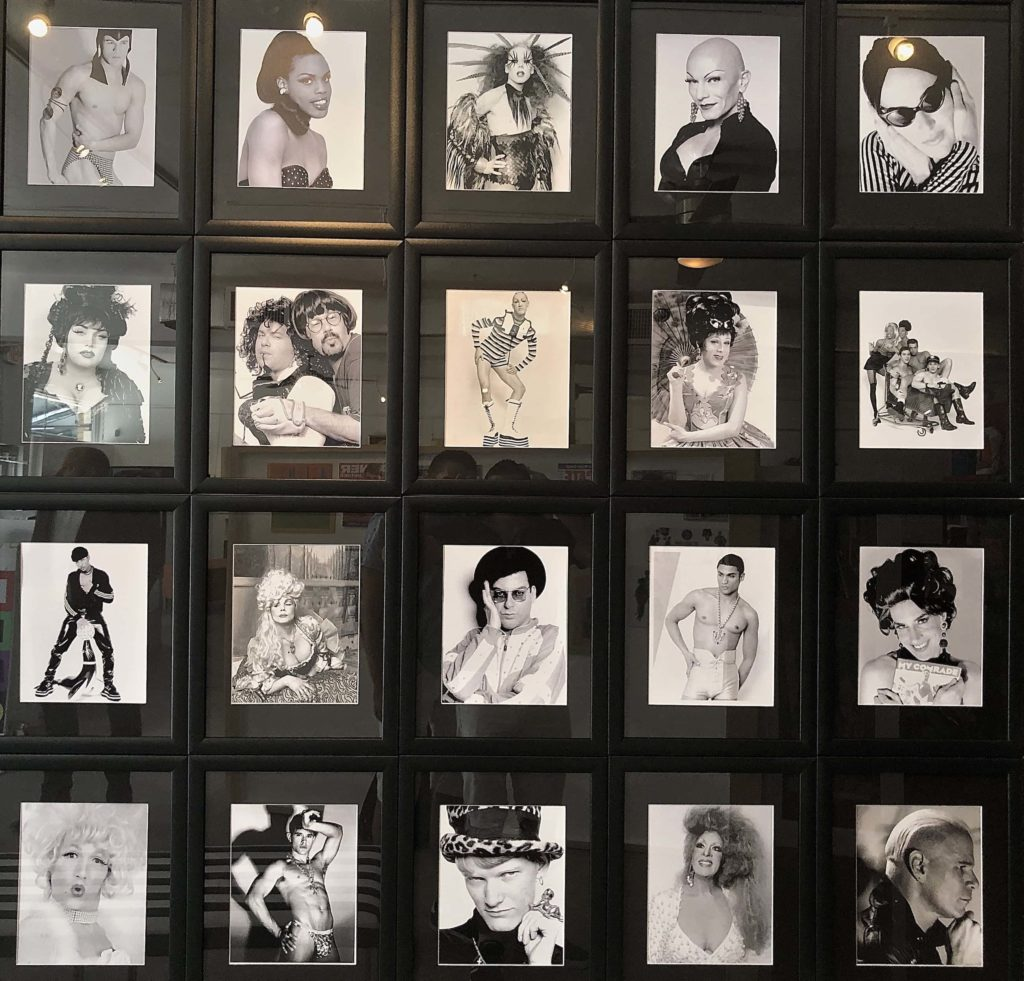 Club Culture exhibition at the Stonewall Museum