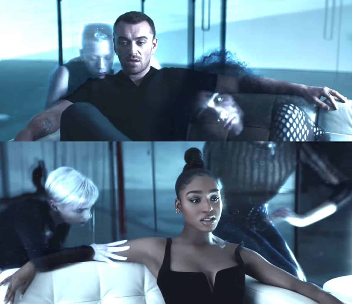 Sam Smith shares the video for 'Dancing With A Stranger', featuring Normani