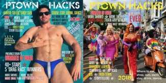 Ptown Hacks Advertising
