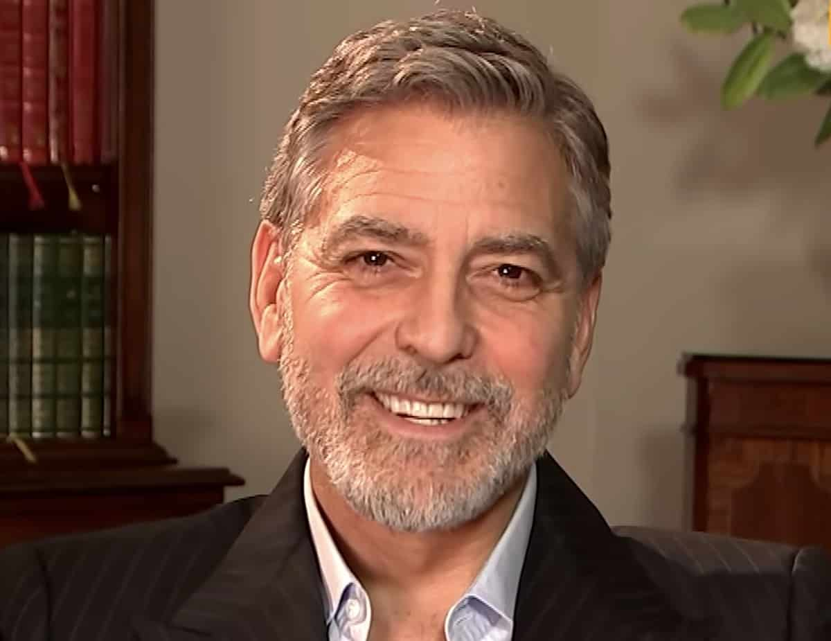 George Clooney Respond...