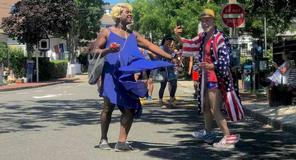 best time to visit provincetown july 4