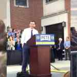 buttigieg hecklers