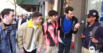 billy eichner jonas brothers