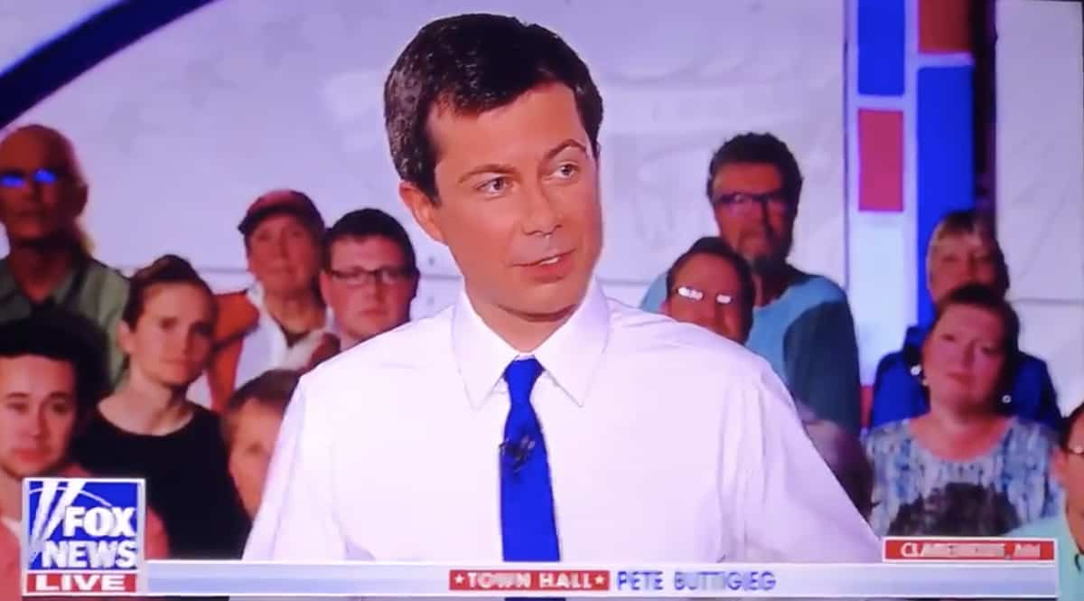 Pete Buttigieg Takes Extreme Position on Abortion During Fox News Town Hall